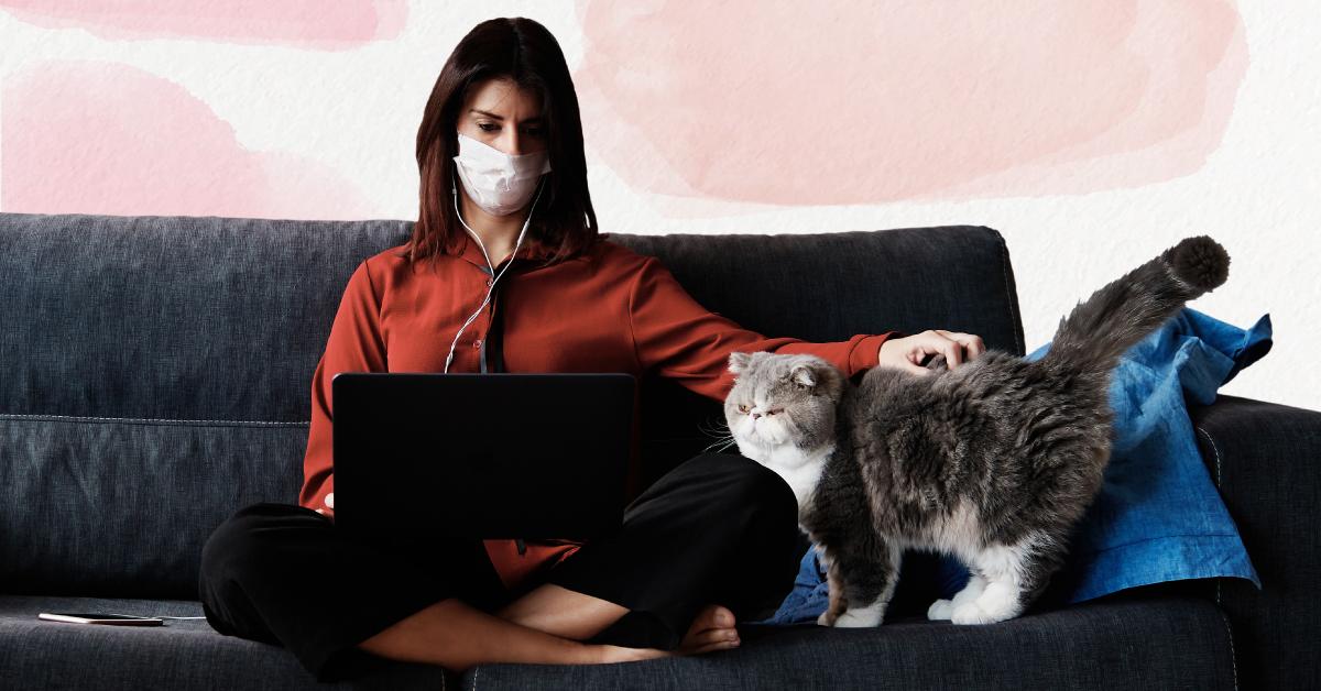 Sedentarismo durante isolamento social pode aumentar risco de trombose